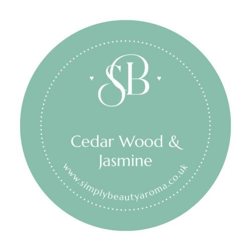 Cedar Wood & Jasmine