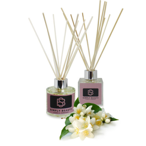 Jasmine and Musk Fragranced Diffuser