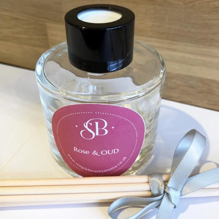 Rose and OUD Diffusers