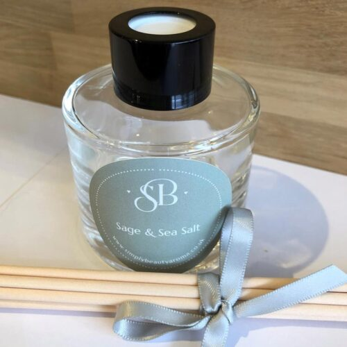 Sage & Sea Salt Diffuser