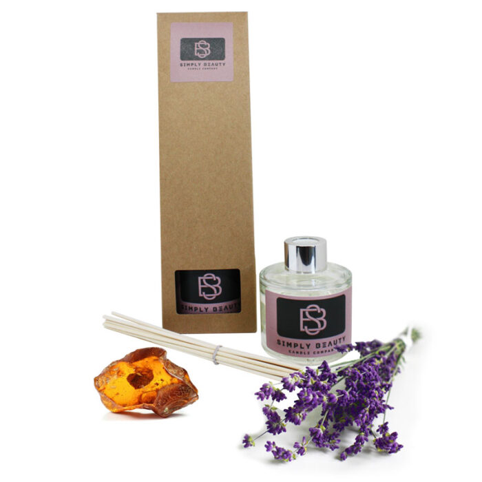 Amber and Lavender Diffusser