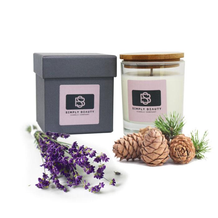 Lavender Cedarwood & Vetiver