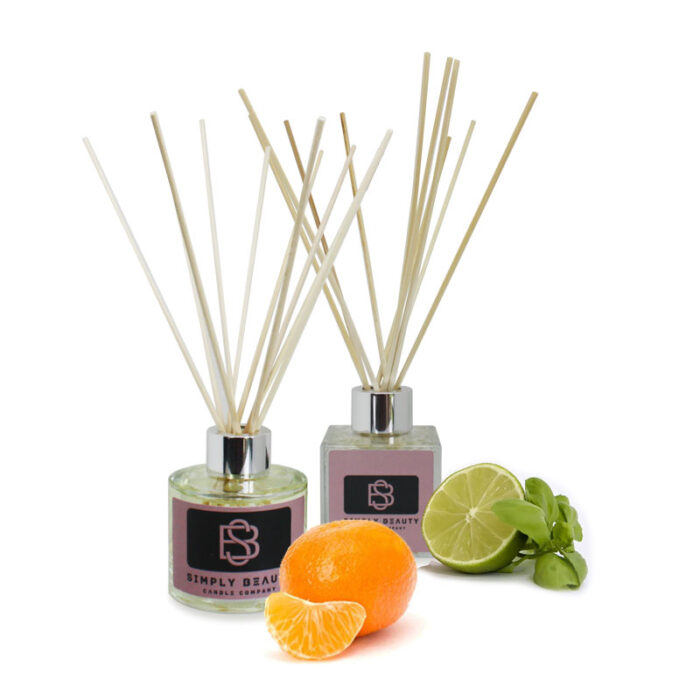 Lime Basil & Mandarin Diffuser