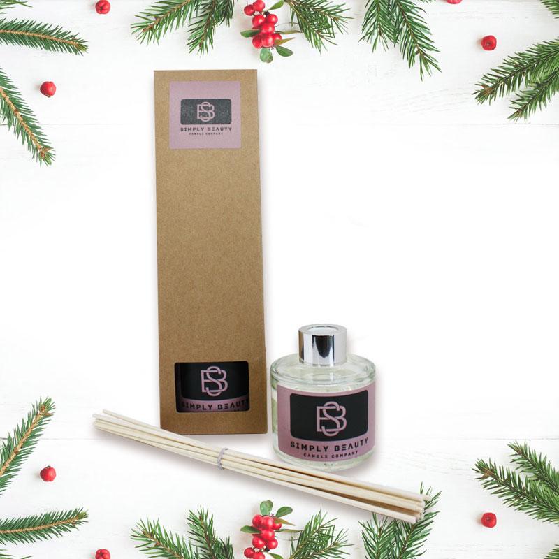 Frankincense & Myrrh Christmas Scented Diffuser
