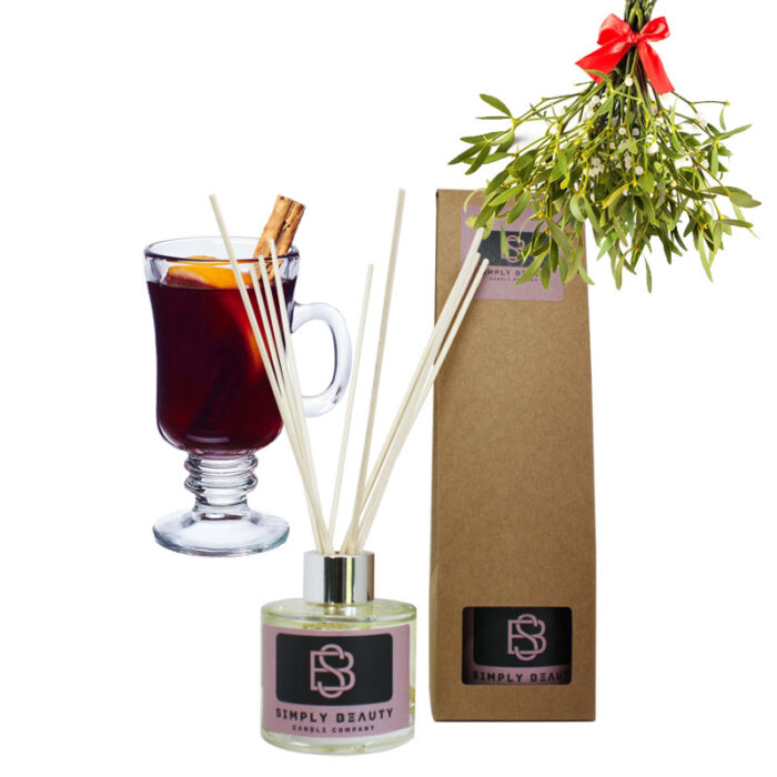 Mistletoe and Wine Christmas Scented Diffusers