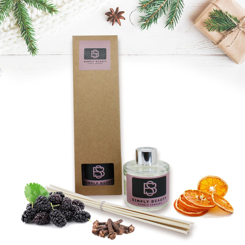 Mulberry Spice Christmas Diffusers