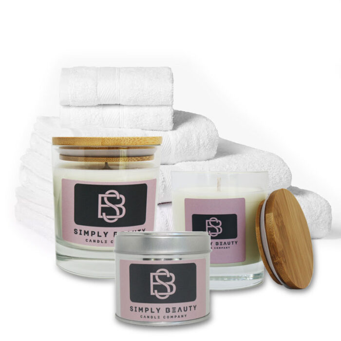 Fresh Linen Scented Candles