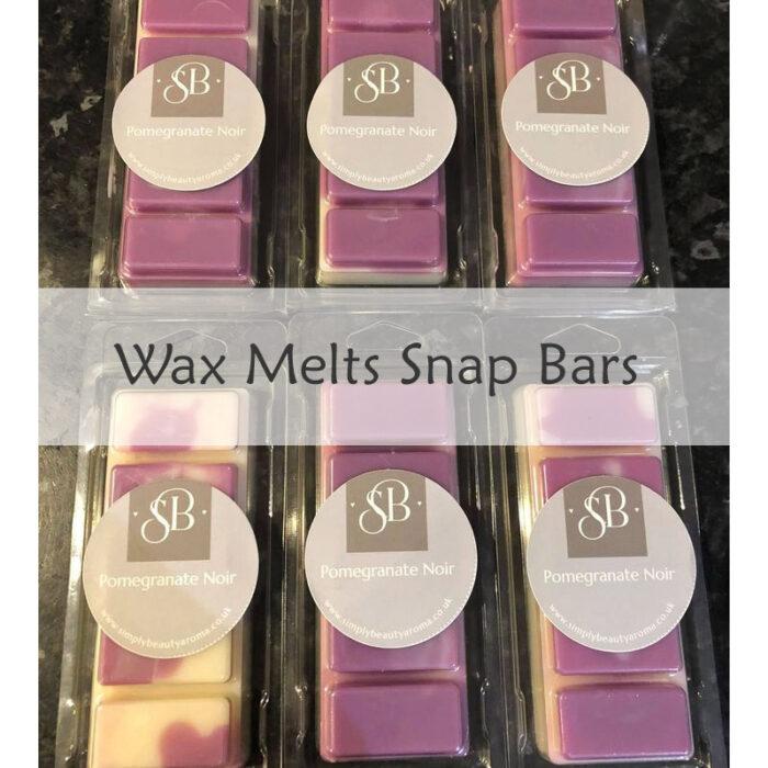 Wax Melts Snap Bar