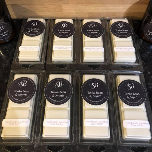 Tonka Bean & Myrrh Wax Melts