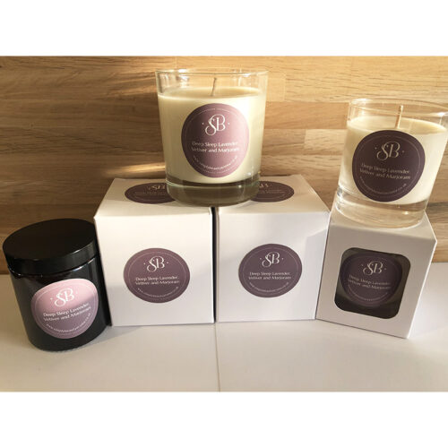 Deep Sleep Lavender Candle