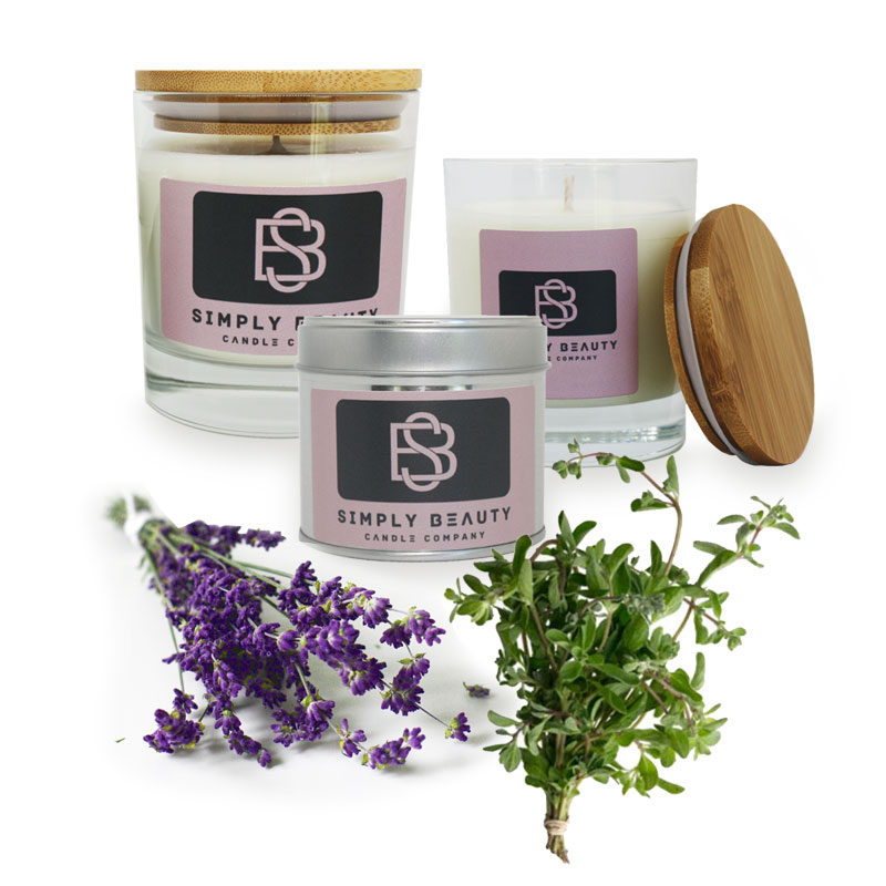 Deep Sleep Lavender, Vetiver and Marjoram